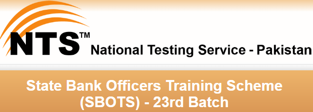 State Bank Officer Training Scheme 2019 SBOTS 23rd Batch Online Apply