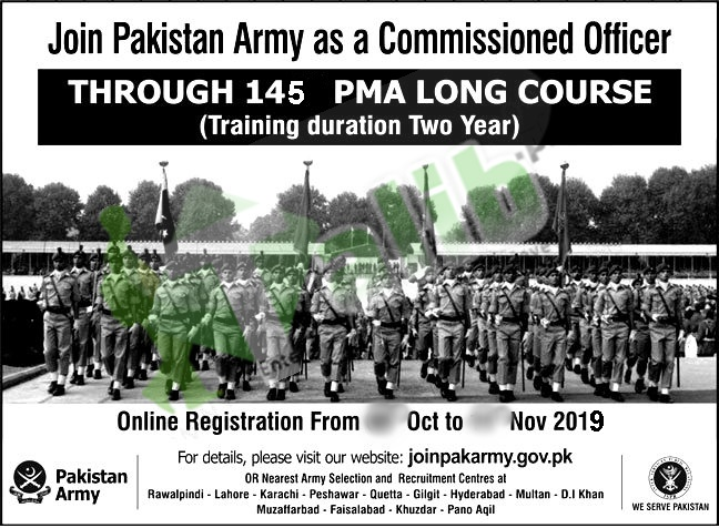 By Photo Congress    Join Pak Army Roll Number Slip