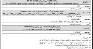 Civil Aviation Authority Jobs September 2019 Latest Advertisement